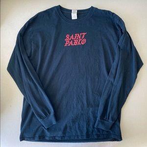 Kanye West Saint Pablo Tour Shirt